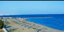 ارض للبيع في مرسى مطروح علي البحر مباشرة مسجلة مرخصة لبناء قرية سياحية