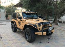 jeep wrangler 2014 . very clean. from the owner
