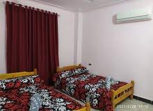 شقة مصيف مكيفة بجنينة بارقى مناطق مرسى مطروح