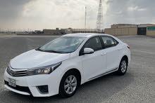 Toyota Corolla (2015 Engine 2000 CC)