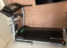 Green Hill treadmill