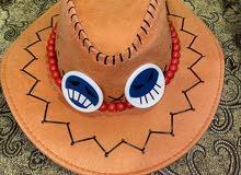 قبعة ايس من انمي ون بيس