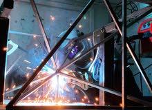 صيانة كافة أعمال الالمنيوم والحديد