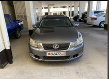 للبيع او للبدل لكزس جي اس 300 سته سلندر موديل 2008 وكالة البحرين ماشي 235