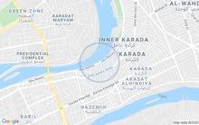 دار قديم 800 م ركن على شارع ابو نؤأس للبيع