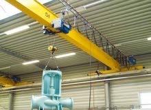 صيانة كهربائية ومكانيك صناعية عامة، للجسور الكهربائية