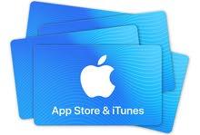 كروت Apple app store