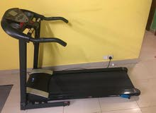 Exercise Machine (Treadmill and Cycle)