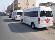 باصات هايس ديزل GL للاجار مع سائق