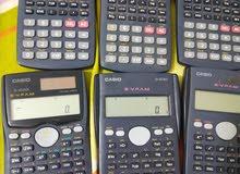 الات حاسبة نوع CASIO