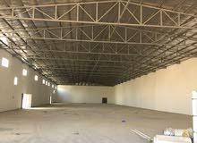 لايجار مخزن 3000 متر مرخص في ميناعبدلله يصلح جميع الأنشطة التخزينية