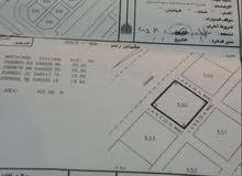 ارض سكني تجاري مدينه النهضه مربع 12  العامرات