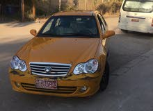 km mileage Geely CK for sale