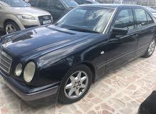 Mercedes Benz E 200 1997 For sale - Blue color