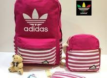 حقائب مدرسيه رللسفر جميله جدا  واسعار جدا رخيصهوروعه الصلاحه