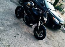 دراجه هوندا ستريت 2011 600cc بسعر مغري قويه جدا