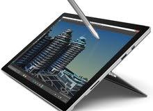 Microsoft Surface Pro 4 8GB RAM 256 SSD face unlock camera