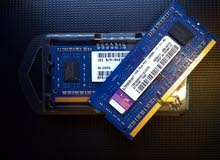 رام DDR3، ماركة kingston.