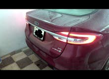 للايجار فورد فيوجن ford fusion 2017 و لينكولن 2015 lincoln