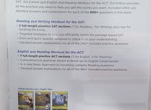 reading and writing prep for the SAT & ACT 2nd ediction