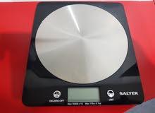 ميزان حساس لوزن المواد الغذائيه للرجيم SALTER