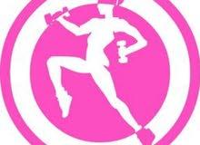 مدربة لياقة بدنية بكالوريوس تربية رياضية