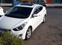 Hyundai Avante for rent