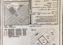 للبيع ارض سكني ينبع