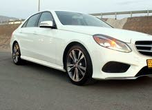 Mercedes Benz E 350 2014 For sale - White color