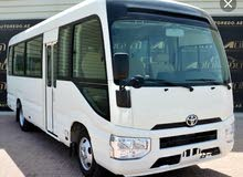 للايجار باصات جديدة مع السائق 98985321