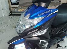 سكوتر 200 cc كسر زيرو للبيع موديل 2019 عداد 1500 كلم أزرق