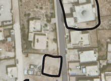 قطعة ارض للبيع بشيك في الكويفيه / شارع مستشفى الصدريه