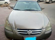 Nissan Altima 2005 For sale - Gold color