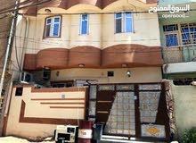 دار موؤثث للبيع 110 متر طابقين في كربلاء