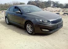 Kia Optima car is available for sale, the car is in New condition
