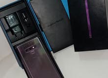 Samsung note 9..128G جديد