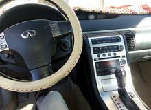 1 - 9,999 km mileage Infiniti G35 for sale