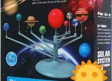 لعبة تلوين الكواكب وتركيبها ومعرفه المجموعه الشمسيه
