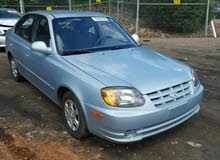 Available for sale! 0 km mileage Hyundai Accent 2005