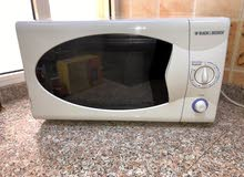 Black&Decker microwave