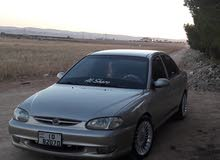 Available for sale! 1 - 9,999 km mileage Kia Sephia 1998