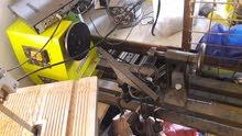مخرطة خشب ماركة Ryobi قوة 350 واط قياس 1 متر