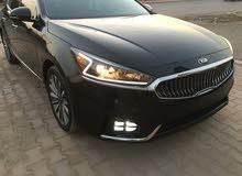Automatic Kia 2017 for sale - Used - Baghdad city