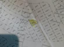 ارض للبيع الغباوي حوض الجامعة رقم القطعة 1958 تقع على شارعين ومرتفعه