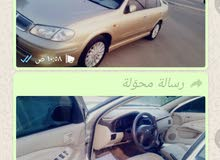 Nissan Sunny car for sale 2002 in Al Khaboura city