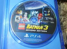 للبيع والمراوس اقراص بلي 4 عندي كوست ريكون و باتمان اراكم نايت و باتمان ليجو