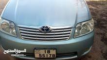 تويوتا كورولا 2006 للبيع اقساط
