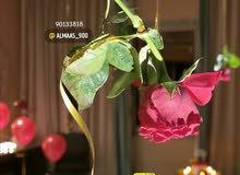 تنظيم وترتيب حفلات لذكرى الزواج واعياد الميلاد
