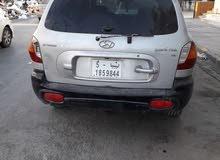 For sale Hyundai Santa Fe car in Tripoli