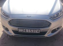 Silver Ford Fusion 2015 for sale